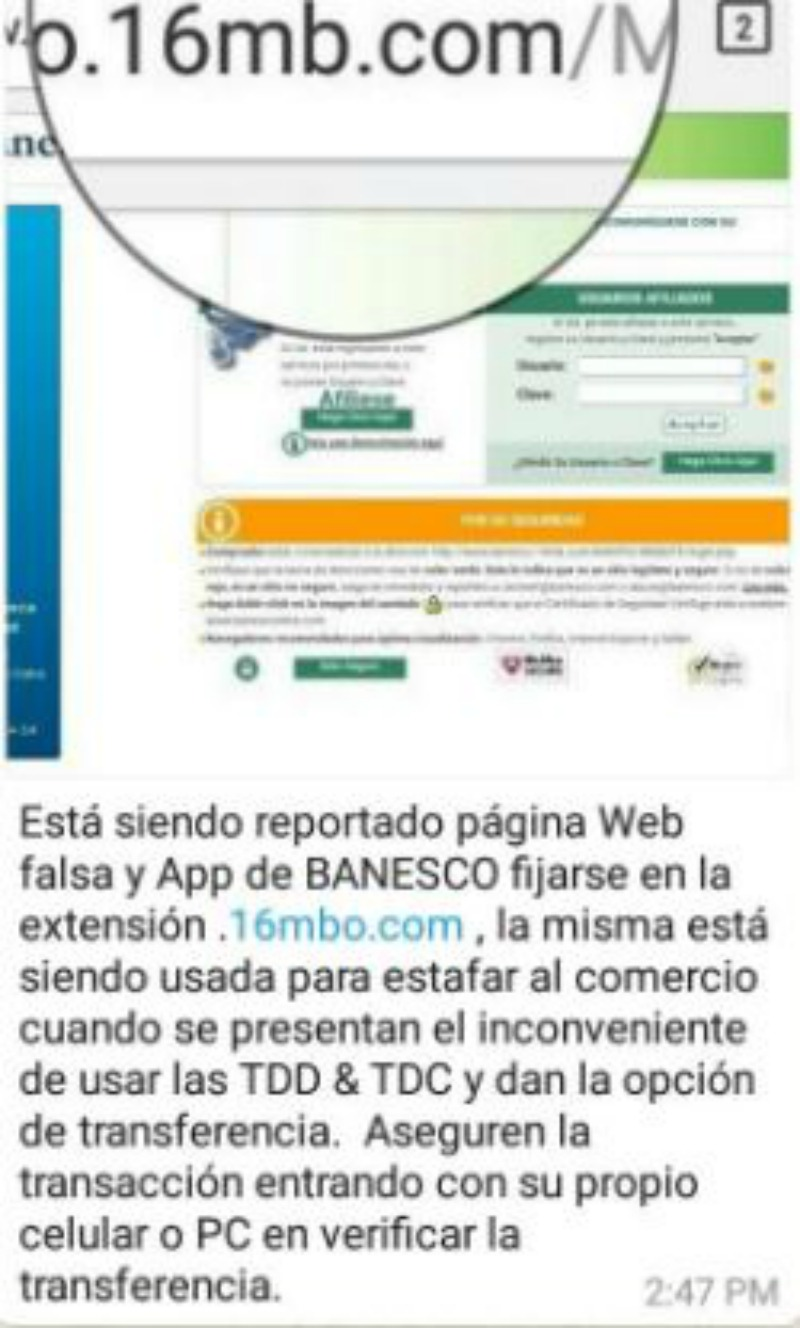 banesco-captura