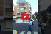 ¡IMPACTANTES! Sismo en México: videos captan derrumbe de edificios en la capital