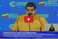 [VIDEO] Maduro: Trump ya dio la orden de matarme