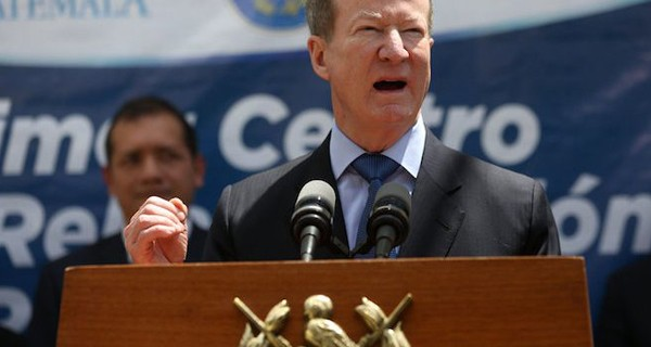 "¡LLEGÓ LA HORA! William Brownfield: ""El colapso del régimen de Maduro es inevitable"""