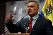 Tarek William Saab acusa a Marrero de intentar asesinar al tirano Maduro