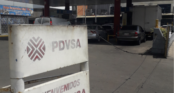 [VIDEO] Escasez de gasolina hace estragos en Lara